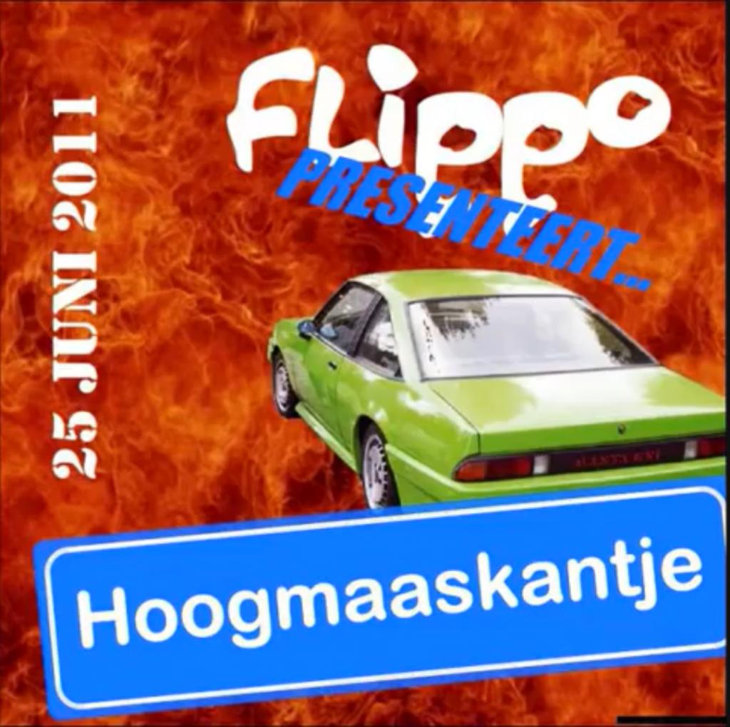 Flippo presenteert... Hoogmaaskantje - Flippofeest Hoogmade