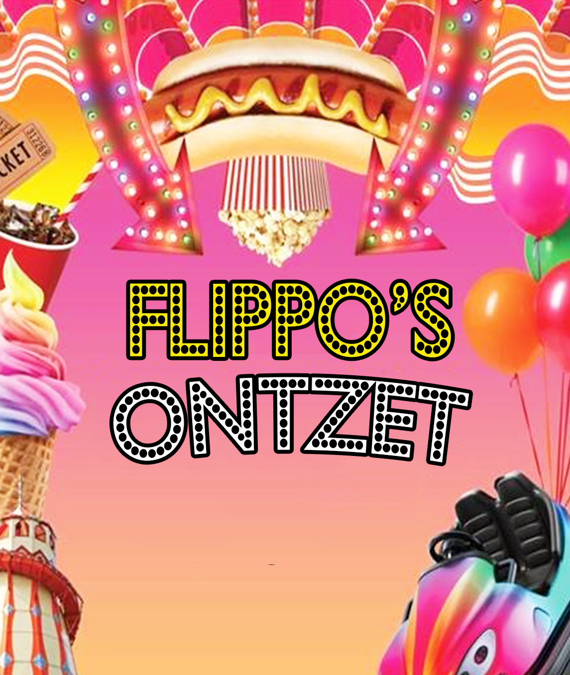 Flippo's Ontzet - Flippofeest Hoogmade