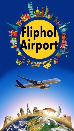 Fliphol Airport - Flippofeest Hoogmade