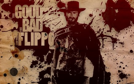 The Good, the Bad and The Flippo - Flippofeest Hoogmade