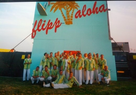Flipp Aloha - Flippofeest Hoogmade
