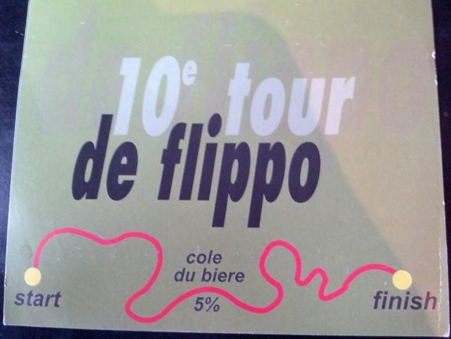 10e tour de Flippo - Flippofeest Hoogmade