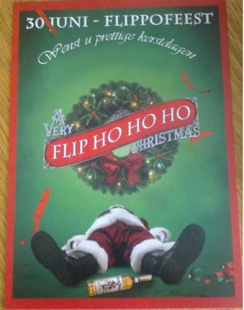 Flip Ho Ho Ho! - Flippofeest Hoogmade