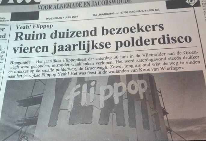Flippop Yeah! - Flippofeest