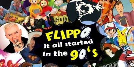 Flip90Feest - Flippofeest Hoogmade
